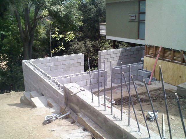 Brentwood Project By Ridge Hillside Construction